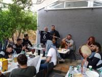 Στην ...υγειά των εχθρών τους τρώνε και πίνουν στον ΟΦΗ! (ΦΩΤΟΓΡΑΦΙΕΣ+VIDEO)