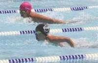Καλούς χρόνους σημείωσαν οι μικροί κολυμβητές του ΟΦΗ
