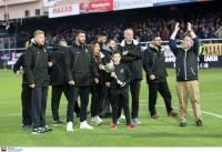 Standing ovation στους πρωταθλητές του ΟΦΗ! (VIDEO+photos)