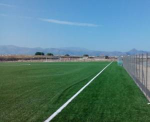 Νέο γήπεδο στο Ηράκλειο! (ΦΩΤΟΓΡΑΦΙΕΣ)