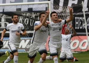 Δείτε πως ο Δημήτρης Μάνος υπέγραψε τη νίκη του ΟΦΗ! (VIDEO)