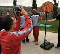 Επίσκεψη Αγάπης απο το μπάσκετ του ΟΦΗ! (ΦΩΤΟΓΡΑΦΙΕΣ)