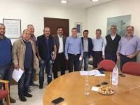 Ενδιαφέρον απο την ΕΠΣΗ για τις αθλητικές εγκαταστάσεις του ΤΕΙ Κρήτης