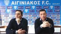 Το γκολ που χάρισε το διπλό στον ΟΦΗ και οι δηλώσεις στο Αιγίνιο (VIDEOS)