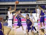 """Μοιράζει """"40αρες"""" η Εθνική Νέων στο Ευρωμπάσκετ που γίνεται στην Κρήτη"""