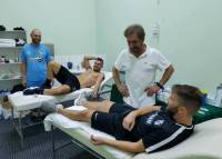 """""""Aσφάλεια"""" στον ΟΦΗ απο την παρουσία του γιατρού στο Καρπενήσι"""